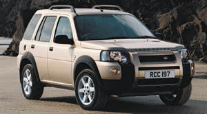 land rover freelander 2004 fiche technique auto123. Black Bedroom Furniture Sets. Home Design Ideas