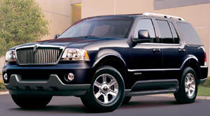 lincoln aviator Base