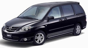 2004 mazda mpv specifications car specs auto123. Black Bedroom Furniture Sets. Home Design Ideas