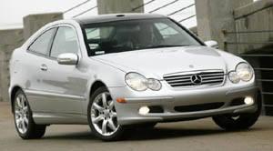 Mercedes C Cl C320