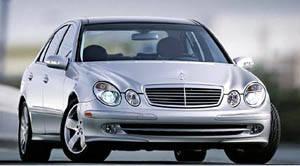 Mercedes E Class E500