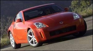 Nissan 350z Touring