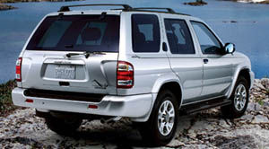 98 nissan pathfinder oil capacity