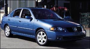 2004 nissan sentra | specifications - car specs | auto123