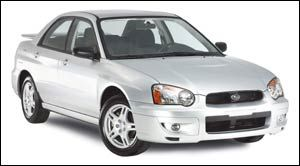 2004 subaru impreza specifications car specs auto123. Black Bedroom Furniture Sets. Home Design Ideas