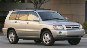 Toyota Highlander Specifications Car Specs Auto - 2004 highlander