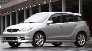 2004 Toyota Matrix Specifications Car Specs Auto123