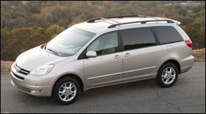 2004 toyota sienna specifications car specs auto123. Black Bedroom Furniture Sets. Home Design Ideas