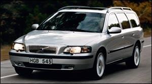 2004 volvo s70
