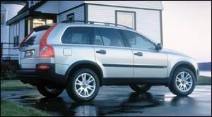 Volvo cx90 2004