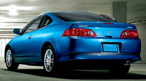 acura rsx Base