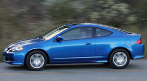 Acura RSX Specifications Car Specs Auto - 2005 acura rsx base