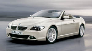 bmw 6-series 645Ci