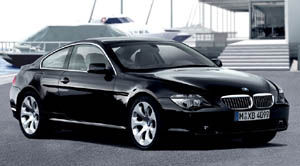 2005 Bmw 6 Series Specifications