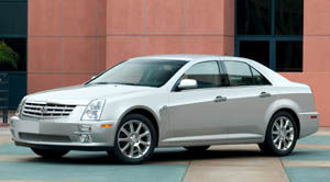 2005 Cadillac Sts Specifications Car Specs Auto123