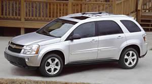 2005 Chevrolet Equinox Specifications Car Specs Auto123