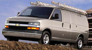 2005 chevy express 1500 transmission
