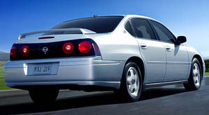 2005 Chevrolet Impala Specifications Car Specs Auto123