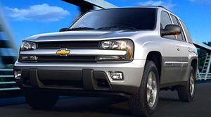 chevrolet trailblazer VL