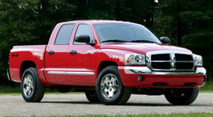 dodge dakota Laramie