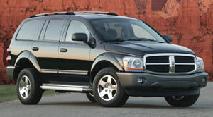 dodge durango Adventurer