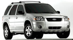 ford escape Limited TI