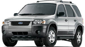Ford Escape Xlt Awd