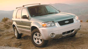 ford escape TA