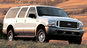 ford excursion Eddie Bauer 4x4