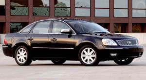 Fivehundred Dr Limitedawd on 2005 Ford Five Hundred Se