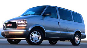 2005 gmc safari specifications car specs auto123. Black Bedroom Furniture Sets. Home Design Ideas