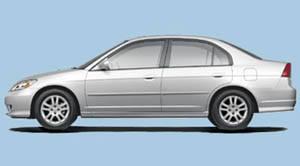 Great Honda Civic LX G