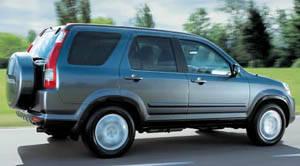 2005 honda crv tire size - Siteze
