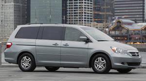 Marvelous Honda Odyssey EX