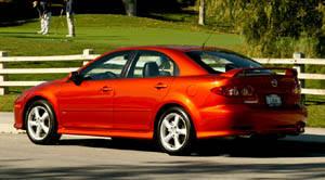 Mazda 6 GS