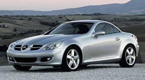 2005 mercedes slk-class | specifications - car specs | auto123