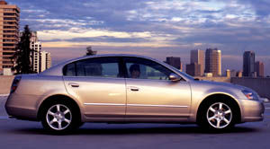 2005 nissan altima | specifications - car specs | auto123