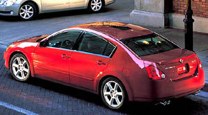 2005 Nissan Maxima Specifications Car Specs Auto123