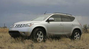 review murano glance nissan parkers a estate at