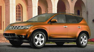 2005 Nissan Murano Specifications Car Specs Auto123