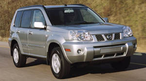 nissan x trail 2006 how to change bumper