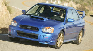 2005 subaru impreza specifications car specs auto123