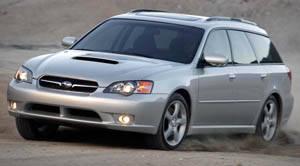 2005 subaru legacy 2.5 gt manual wagon