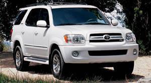 Toyota secoya 2005