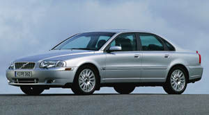S Dr T on 1999 Volvo S80 T6 Specs