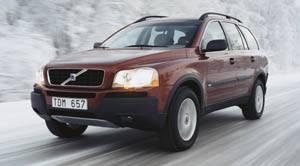 2005 volvo xc90 specifications