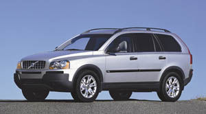 2005 Volvo Xc90 Specifications Car Specs Auto123