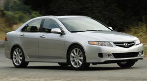 2006 Acura TSX | Specifications - Car Specs | Auto123