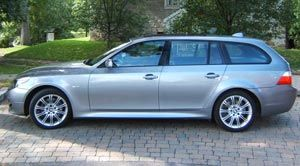 bmw 5-series 530xi