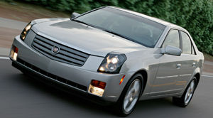 2006 Cadillac CTS | Specifications - Car Specs | Auto123